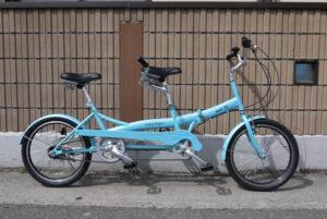 2人乗り用自転車、タンデム